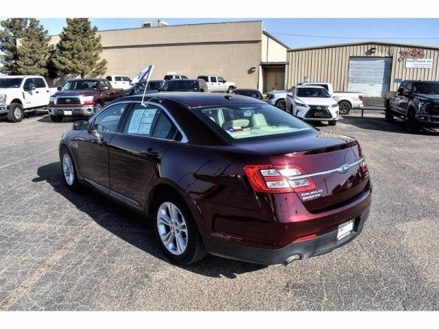 Ford Taurus Sel In Midland Tx Rogers Ford Sales