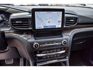 Ford Dealership Midland Tx >> 2020 Ford Explorer Limited in Midland, TX | Odessa-Midland ...